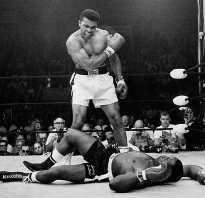 Какого года рождения мухаммед али. В США умер Мохаммед Али — один из величайших боксеров в истории спорта