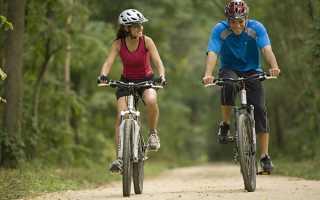 Сколько можно сбросить кг катаясь на велосипеде. Каким должен быть байк для сбрасывания веса