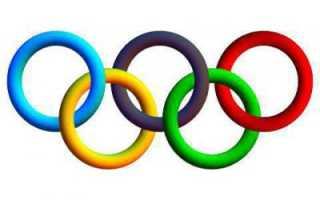 И где появились олимпийские игры. Зарождение Олимпийских игр
