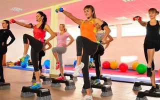 Фитнес-аэробика для похудения: занятия с видео. Аэробика для похудения