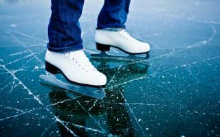 Уроки обучения катания на коньках. Как правильно кататься на коньках, чтобы прогресс был ощутимым