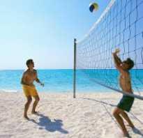 Размеры волейбольной площадки. Зоны в волейболе