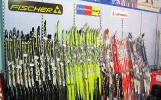 Ростовка палок для беговых лыж таблица. Горнолыжные палки: как выбрать? Разметка зоны нанесения мазей держания