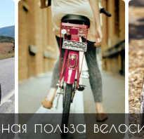 Польза и вред езды на велосипеде для мужчин. Польза езды на велосипеде для похудения
