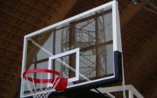 Стандартный размер баскетбольного кольца. Стандартная высота и размер баскетбольного кольца