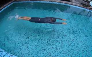 Как правильно плыть под водой. Учимся плавать! Как научиться хорошо плавать