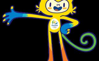Символом чего является талисман винисиус. Талисманы летних олимпийских игр