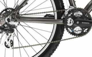 Как установить колесо с дисковым тормозом. Как снять заднее колесо