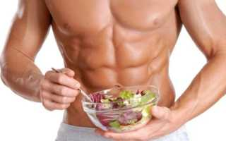 Диета для мужчин от живота. Режим питания для уменьшения живота