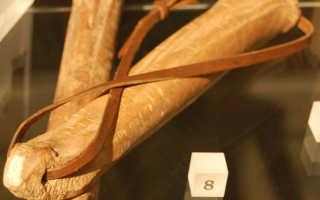 Самые старые коньки в мире. Эволюция коньков: от Киммерийцев до наших дней