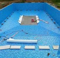 Мастика для гидроизоляции бассейнов. Инструкция по гидроизоляции бассейна