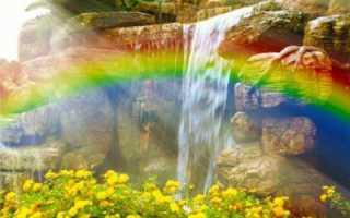 Пляжи подмосковья. Водопад Радужный на Наре