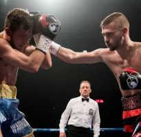Сколько минут длится раунд в профессиональном боксе. Правила бокса