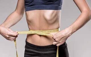 Питание при анорексии для лечения. Продукты с низкой энергетической ценностью