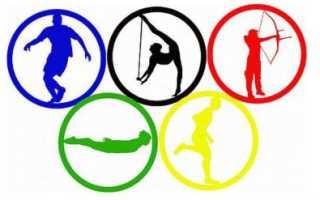 Летние олимпийские игры. История летних олимпийских игр