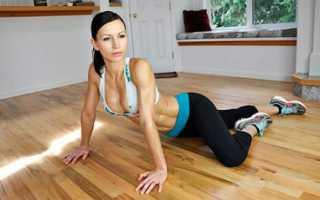 Как сделать красивое тело девушке. Фитнес дома: как построить красивое тело за неделю