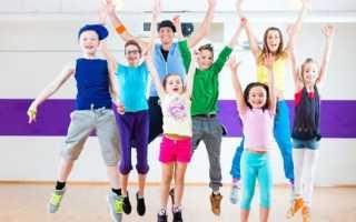 Что такое аэробная гимнастика для детей. Что такое фитнес для детей