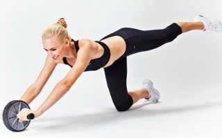 Гимнастический ролик для спины. Упражнение с гимнастическим роликом для начинающих