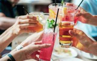 Что можно пить на диете. Как пить алкоголь во время диеты