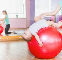 Упражнения на мяче для грудничков 3 месяца. Дети и все о них
