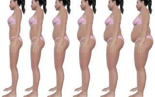 Резкая прибавка в весе причины у женщин. Почему поправляемся: причины набора веса, не связанные с питанием, и их признаки