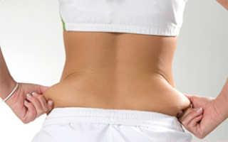 Упражнения для похудения боков на пояснице. Убираем жир со спины и боков — лучшие упражнения для домашних условий
