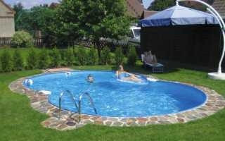 Как почистить бассейн для питьевой воды. Очистка бассейна на даче