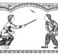 Старинные русские игры на свежем воздухе — чижик. Правила игры в чижа