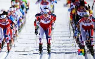 Лыжные виды. История лыж