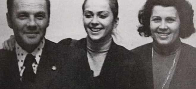 Ирина Дерюгина: биография и личная жизнь гимнастки.