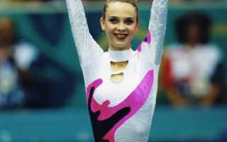 Художественная гимнастка екатерина серебрянская.