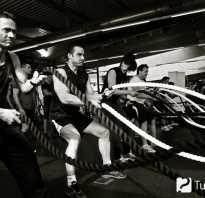 Упражнения с канатами для фитнеса. Упражнения с канатами
