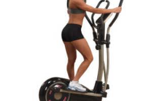 Занятия на эллиптическом тренажере для похудения. Как заниматься на эллиптическом тренажере, чтобы похудеть? Программа тренировок на эллипсоиде для женщин и мужчин
