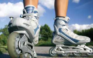 Ролики и здоровье. Польза роликовых коньков — остаемся в форме