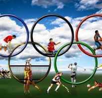 Что такое олимпийские игры. Летние олимпийские игры