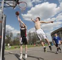 Стритбол — правила игры и отличия от баскетбола. Правила игры стритбол