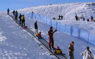 Как называется подъемник на горнолыжном курорте. Виды горнолыжных подъемников