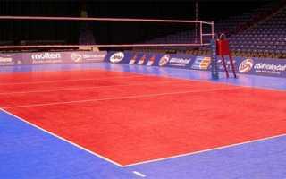 Пляжный волейбол размеры площадки и сетки. Исключительные перерывы в игре