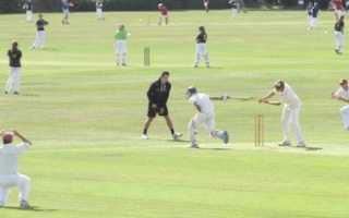 Правила игры в крикет на английском языке. Основные правила игры в крикет