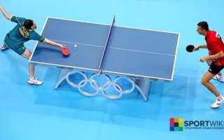 Как играть в пинг–понг (настольный тенис). История пинг-понга